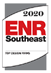 2020 ENR Southeast Top Design Firms