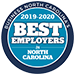 2020 Best Employers in North Carolina
