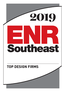 2019 ENR Southeast Top Design Firms