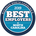 2019 Best Employers in North Carolina