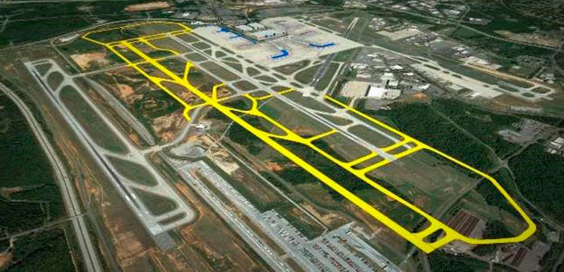 Charlotte Douglas Airport Plan