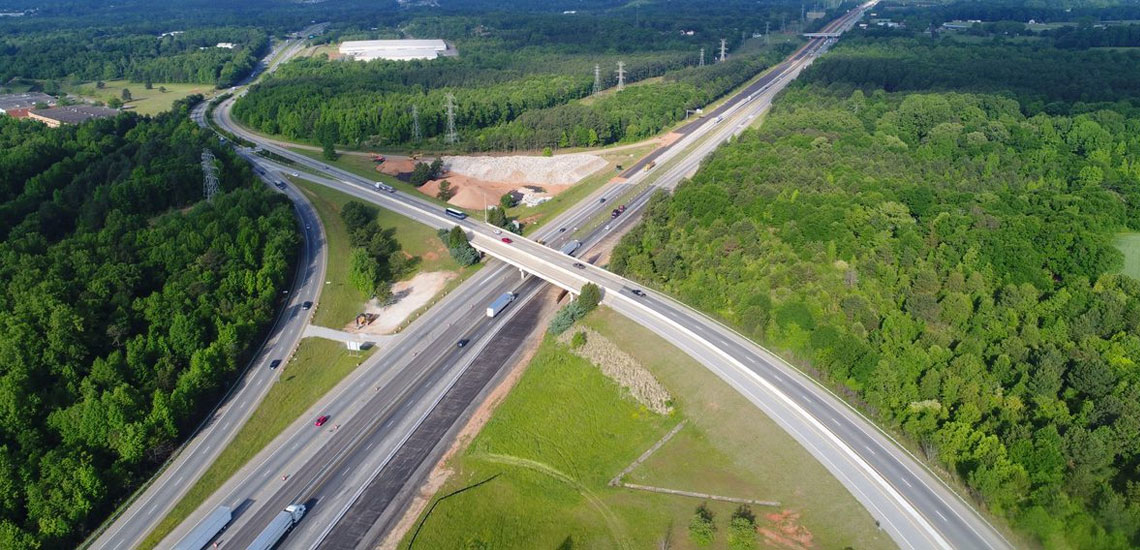 I85 Widening project