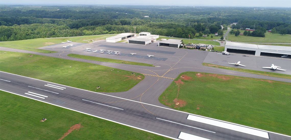 Statesville Airport